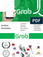 Analisis Portofolio Grab