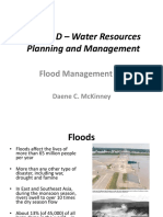 14 Flood Management