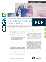 From Rdms to data migration