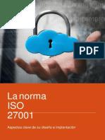Iso 27001 Sistema Gestion Seguridad Informacion