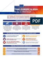 3. the EU Strategy - Connecting Europe and Asia_factsheet