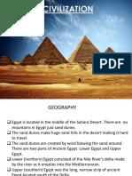 EGYPTIAN CIVILIZATION final.pptx