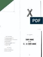 St Andre & Les Ll de St Andre