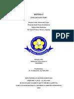 Referat - ATELEKTASIS-PARU
