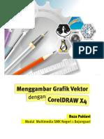 Modul CorelDRAW X4