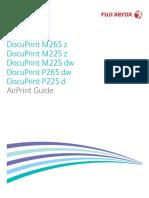 P225d P265dw Guide