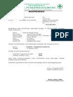 Form Rekomendasi Sanitasi-Bp. Yance Karafey