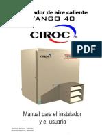 Manual Tango 40