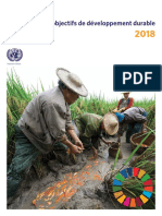 The Sustainable Development Goals Report2018-FR