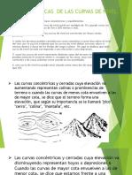 Caracteristicas de Las Curvas de Nivel (1)