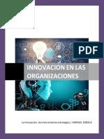 Innovacion en Las Organizaciones