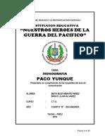 Paco Yunque