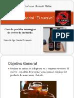 Proyecto de Logistica Caso Cerveza