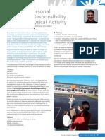 Beyond Behaviour Management Introducing TPSR