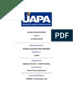 Informe Sobre La Urss Jessenia Peña 15-4349