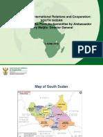 150603 South Sudan