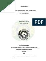 senyawa flavonoid fenilpropanoida dan alkaloida.pdf