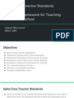 mcconnell standards presentation