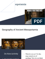 ancient mesopotamia ppt