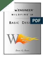 Basics Pro E Wildfire 2