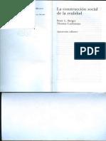 Berger-Luckman -Construc. social realidad.pdf