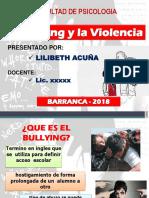 Bulling y violencia