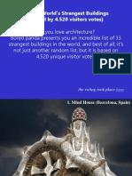 STRANGEST BUILDINGS.PPS