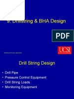 Drill string and BHA design.pdf