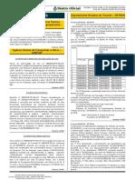 Tabela Ipva e Licenciamento 2019 Detran Go