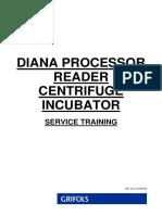 DIANA PROCESSOR READER
