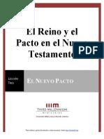 ElReinoYElPactoEnElNuevoTestamento.leccion3.Manuscrito.espanol