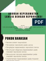 UTS 6 TS Askep Lansia Reproduksi.pptx