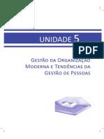 Apostila - Módulo 3 (Unidade 5) Gestao Pessoas Para Prova