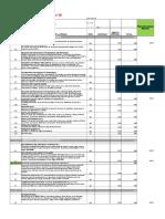 Plantilla Excel Mediciones