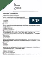 Avaliação Pensamento Politico Brasileiro UNIP Ead