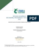 Estudio Economico San Andres 2017