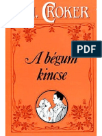 B. M. Croker - A Begum Kincse