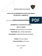 Informe Practica-LA MANA