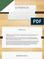 SUPERFICIE diapos