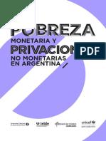 Pobreza en Argentina