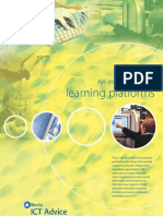 An Introduction Learning Platforms