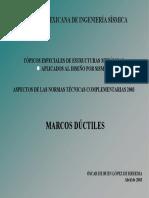 Aspectos de Las Normas Técnicas Complementarias 2003