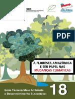 A Floresta Amazonica e Seu Papel Nas Mudancas Climaticas