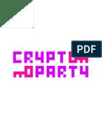 criptoparty