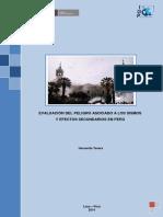 Evaluación Del Peligro Asociado a Los Sismos y Efectos Secundarios en El Peru 2014 - Igp(1)