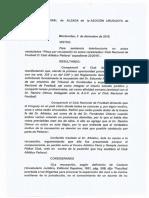 Resolución Tribunal de Alzada 05.12.2018
