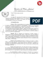 Protocolo de Proteccion de Datos Imagen e Integridad en Proceso Penal para NNA