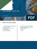 Pricebook Presentation 11.11.00