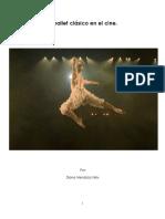El Ballet Clásico en El Cine_tec-Inv