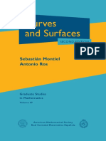 (Graduate Studies in Mathematics, Vol. 69) Sebastian Montiel and Antonio Ros-Curves and Surfaces-American Mathematical Society (2009).pdf